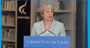 May announces review of higher education funding