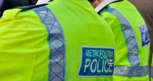 met police two backs sideways