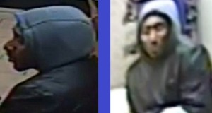 CCTV pictures of the suspect: can you help identify him?
