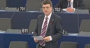 Gerard Batten wows them in the European Parliament.